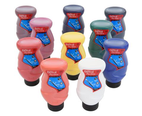Berol Cromar Farben 500 ml-1