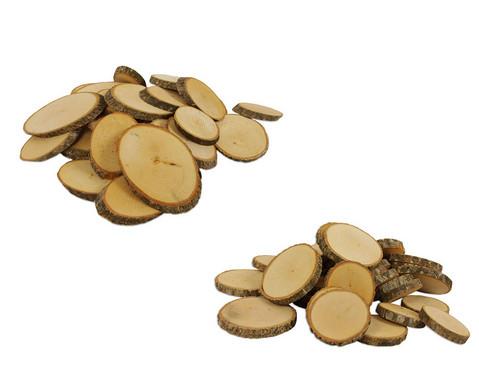 Naturholzscheiben 1 kg-1