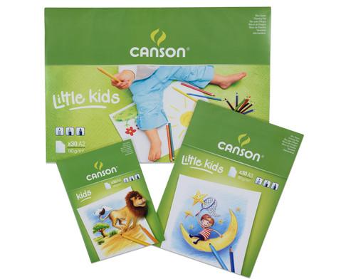 CANSON Zeichenblock fuer Kinder-1