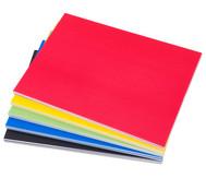 Schaumplatten 5 Stück, verschiedene Farben