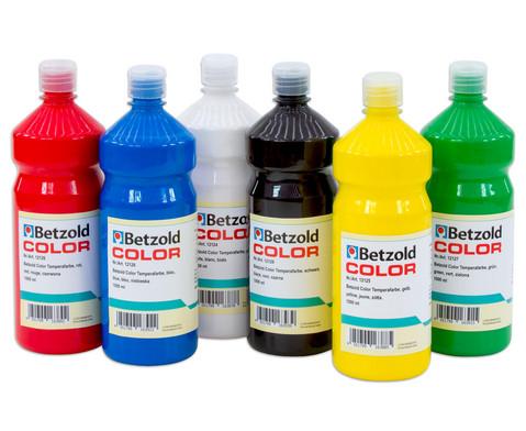 Temperafarbe 1l verschiedene Farben-1