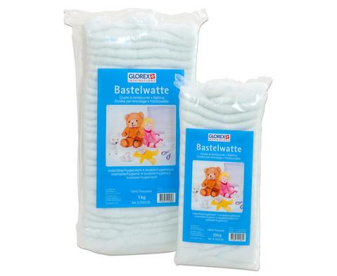 Bastelwatte weiss-1