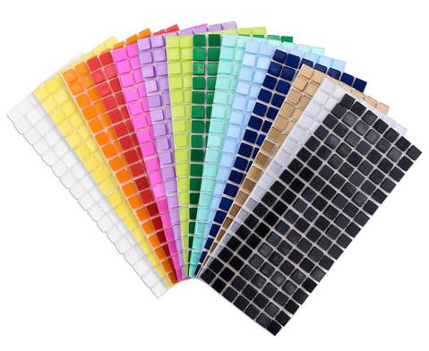 Mosaik selbstklebend 5x5 mm-6