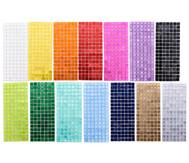 Selbstklebende Mosaikplättchen 5x5mm