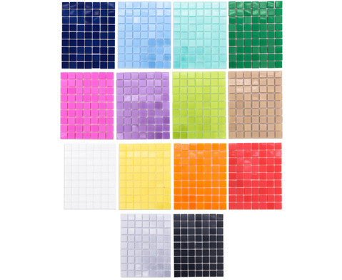 Mosaik selbstklebend 10x10 mm-2
