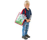 Tasche A4 Hochformat, rot