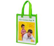 Tasche A4 Hochformat, grün