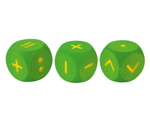 Schaumstoffwuerfel - Rechenzeichenwuerfel-1
