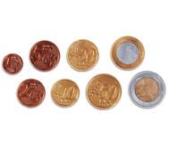 Euro Münzen für Schüler