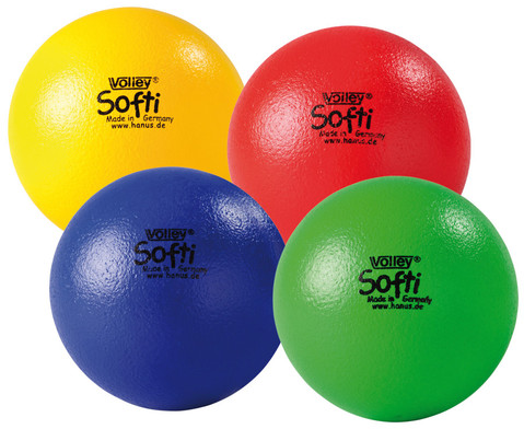 VOLLEY-Softball Softi