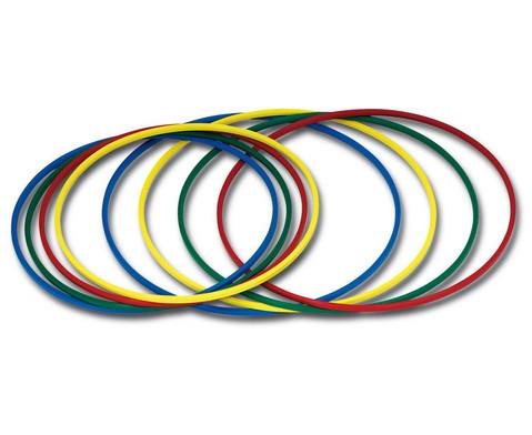 Betzold Sport Gymnastik-Reifen bunt