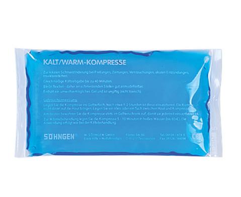 SOEHNGEN Thermo Kalt--Warm-Kompresse