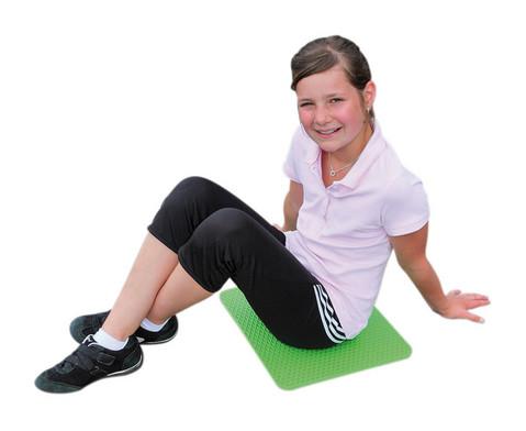 Betzold Sport Unterlage mit genoppter Sitzflaeche
