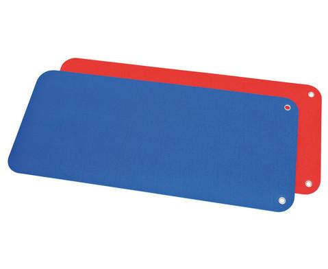 Turn- und Gymnastikmatte 140 x 60 x 1 cm