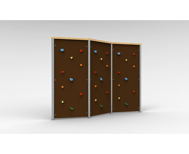 free climbing wand dreifache wand beidseitig. Black Bedroom Furniture Sets. Home Design Ideas