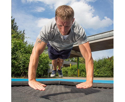 Bodentrampolin Kids Tramp Playground-9