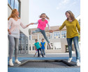Bodentrampolin Kids Tramp Playground-12