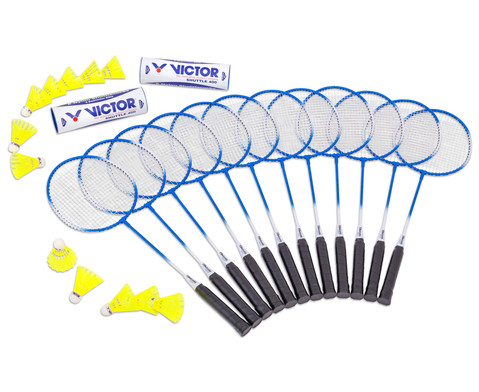 Badminton Schul-Set Plus-1