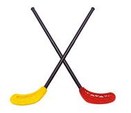Unihockey-Schläger, einzeln