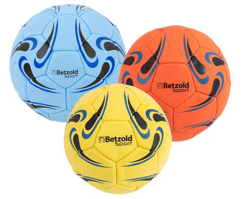 Betzold Sport farbiger Trainingshandball