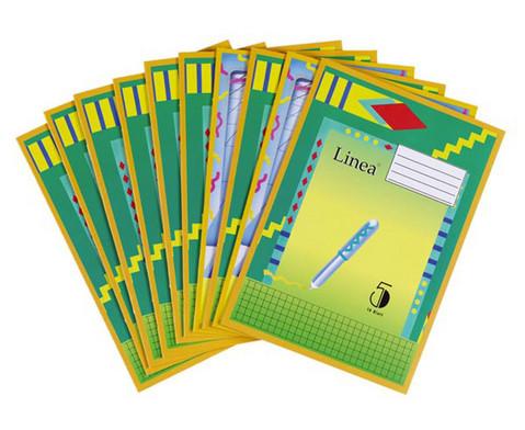 Schulheft 10er-Set DIN A4-1