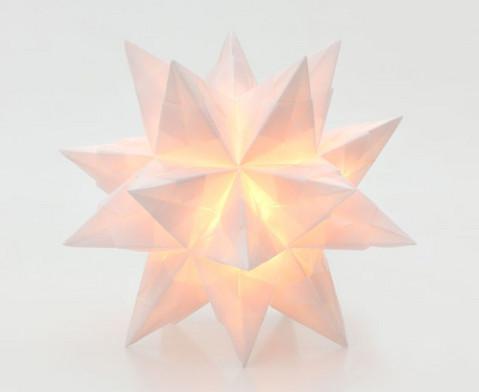Bascetta Sternset Transparent 20 x 20 cm-2