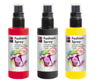 Fashion Spray, Einzelfarben