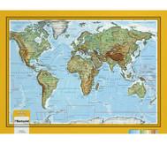 3D-Relief Landkarten
