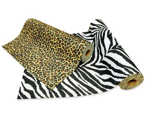 Filzrolle Zebra oder Gepard 5 m-1