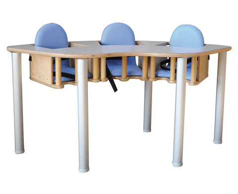 Krippen Hochstuhl-Tische Palucca