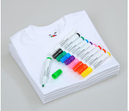 T-Shirts zum Bemalen