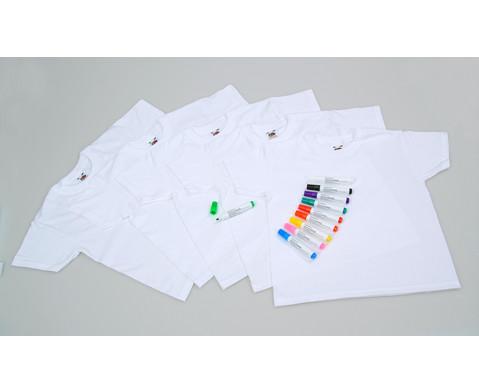 T-Shirts zum Bemalen-2