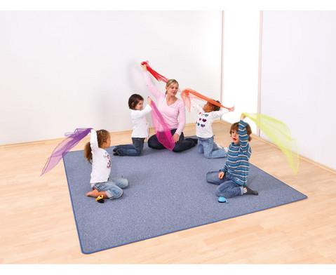 Teppich quadratisch 2 x 2 m-1