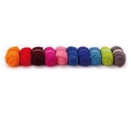 Märchenwolle in Einzelfarben, je 100 g