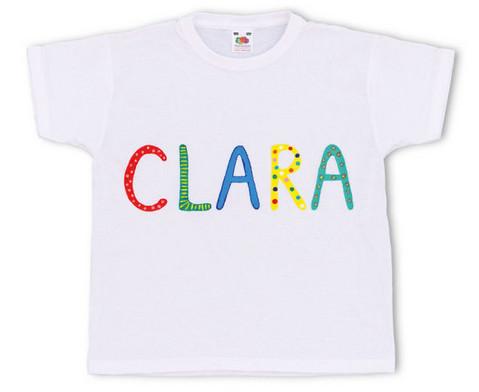 12 weisse Kinder-T-Shirts zum Bemalen-2