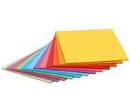 Tonzeichenkarton, 120 Blatt oder Bogen