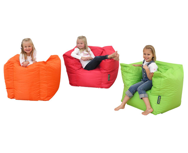 pushbag kindersessel in 3 farben. Black Bedroom Furniture Sets. Home Design Ideas