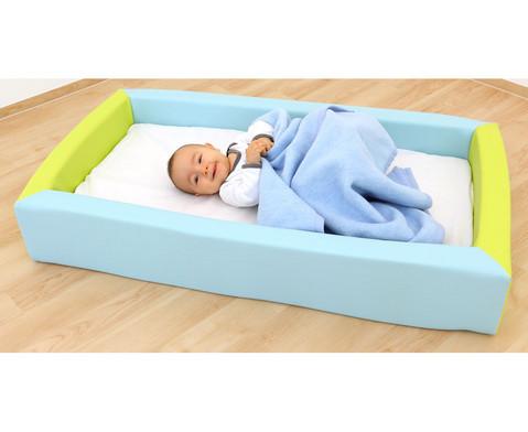 Krippen Schaum-Bett mit Matratze-2