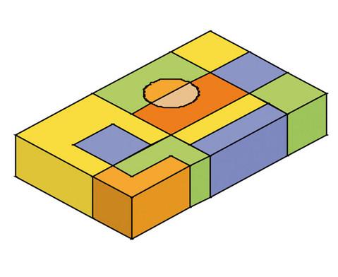 Turnmatte 13-teilig-1