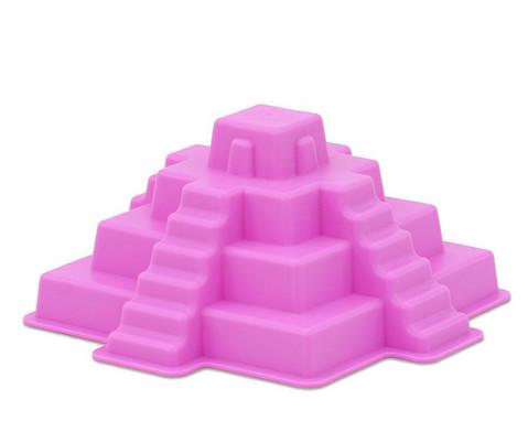 Sandform Maya Pyramide