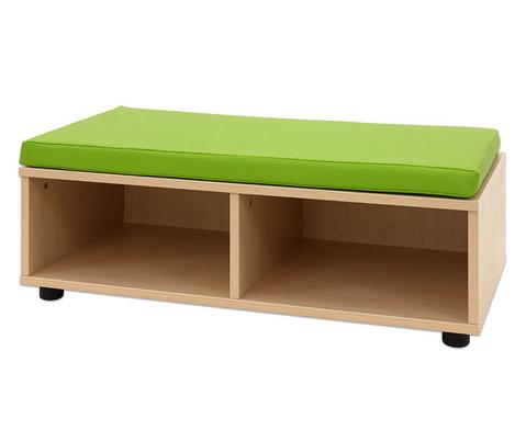 Maddox Sitzbankkombination 3 ohne Boxen