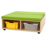 Maddox Sitzkombination 11, grünen Sitzmatten