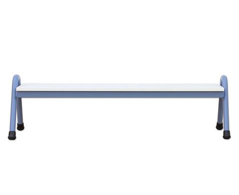 Stapelbank 120 cm breit Sitzhoehe 30 cm