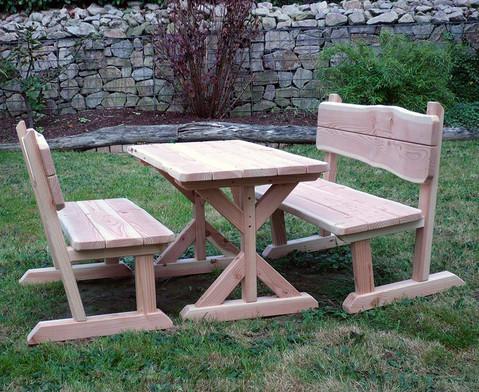 Outdoor-Sitzgarnitur Kindergarten-1