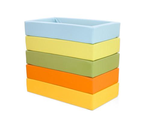 Betzold Krippen-Schaum-Bett mit Matratze