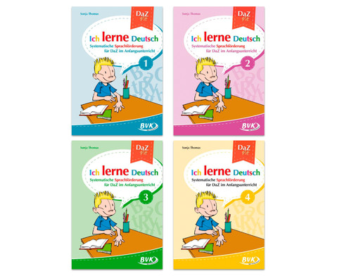 Ich lerne Deutsch-1