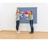 Compra Pinnwand-Tafel 120 x 150 cm