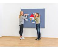 Pinnwand-Tafel 120 x 150 cm