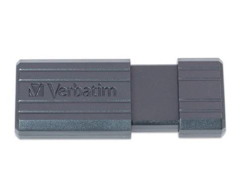 USB-Stick PinStripe schwarz-2