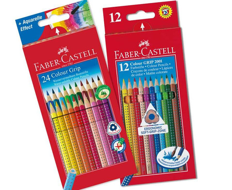 Faber-Castell Colour Grip Holzstifte duenn-1